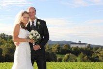 Petra und Christian im Hochzeitsfieber